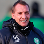 Celtic manager Brendan Rodgers Photo: Reuters / Russell Cheyne