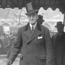 Edward Carson enjoyed hurling Photo: Paul Thompson/Topical Press Agency/Getty