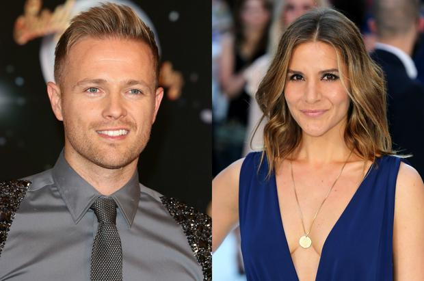 Nicky Byrne and Amanda Byram have confirmed that they are hosting Dancing With The Stars.