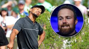 Shane Lowry is very excited about the prospect of playing with Tiger Woods