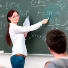 There was no change from the previous study in Ireland's 13th place in maths, amid worries that the best students are under-performing (Stock photo)