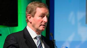 A source says Enda Kenny has no intention of stepping down. Photo: Keith Arkins
