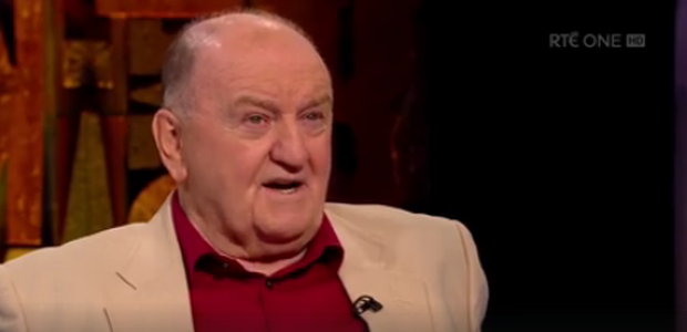 George Hook on Wednesday night's Cutting Edge