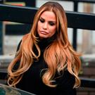 Katie Price leaving ITV studios in London, after appearing on Loose Women.