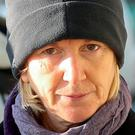 Doctor Bernadette Scully, who is on trial for the manslaughter of her daughter in 2012. Photo: Collins