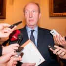 Shane Ross. Photo: Gareth Chaney Collins