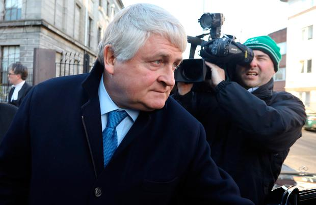 Businessman Denis O'Brien. Photo: Collins Courts