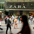 The company that owns brands like fashion retailer Zara has been accused of using aggressive methods to cut its tax bill. Photo: Bloomberg