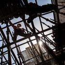 Housebuilding output is up 30.8pc compared to November 2015