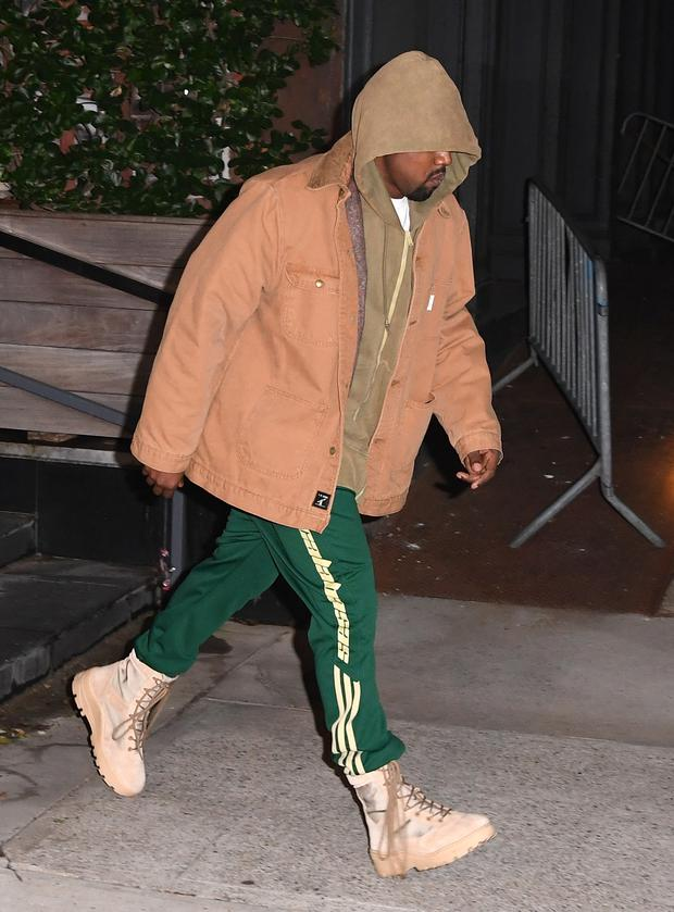 Kanye West's music was considered a turn off (Photo credit: ANGELA WEISS/AFP/Getty Images)