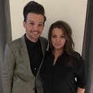 Louis Tomlinson and his mother Johannah Deakin. Image: Instagram