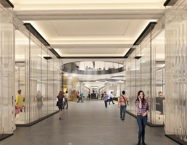 A peek at the proposed development for Clerys Building