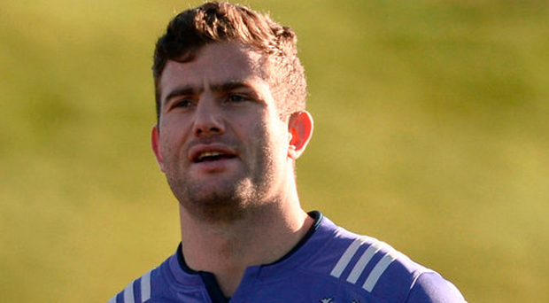 Jaco Taute has quickly made his presence felt with Munster. Photo: Diarmuid Greene/Sportsfile