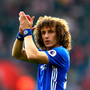David Luiz has been a key part of Chelsea's upturn in fortunes in the Premier League. Photo: Getty