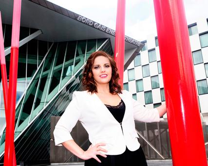 Celine Byrne will be performing Home for Christmas at the Bord Gais Energy Theatre