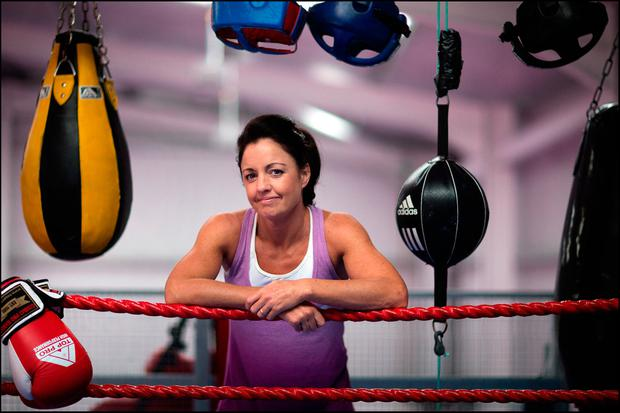 Boxing female photos 97