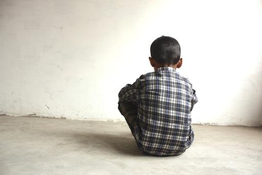 Eamonn Sweeney's excellent article on surviving child abuse was thought-provoking and brave. (Stock photo)