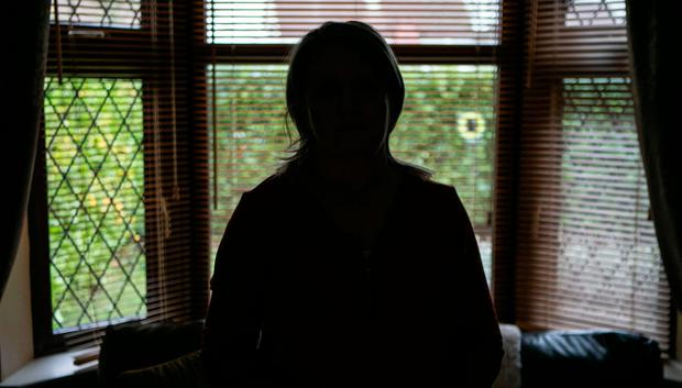 The woman who alleges she was raped by a serving garda member. Picture: Kyran O'Brien