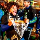 Seattle Sounders defender Roman Torres. Photo: Mark J. Rebilas/USA Today Sports