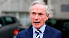 Figures released by Education Minister Richard Bruton shows that 199 schools, with around 35,000 pupils, are not being directly serviced by NEPS. Photo: Tom Burke
