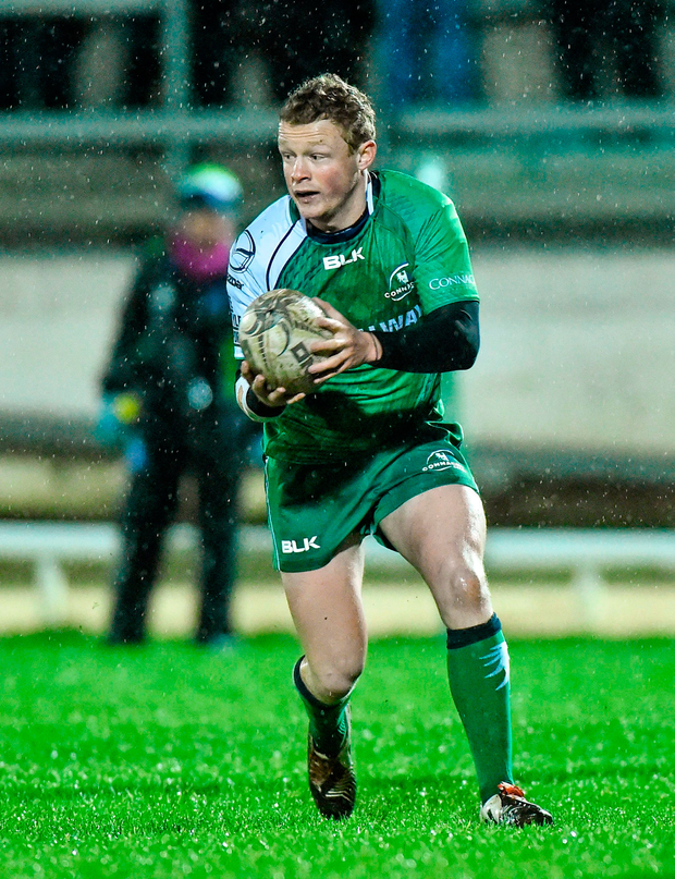 McKeon: On the mark for Eagles. Picture credit: Matt Browne / SPORTSFILE