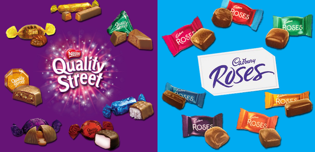 Quality Street Vs Cadbury Roses We Investigate Which Tin