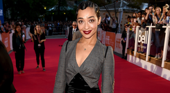Actress Ruth Negga has been nominated for a Golden Globe for her role in Loving. (Photo by Kevin Winter/Getty Images)