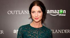 Caitriona Balfe at the Amazon Prime London Premiere of Outlander