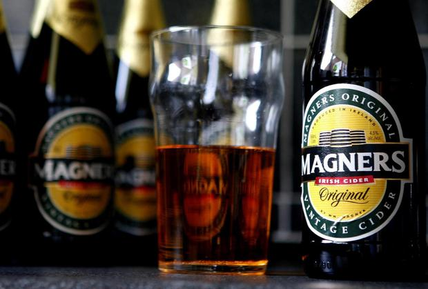 The distribution agreement could finally see the Magners brand break into the English market