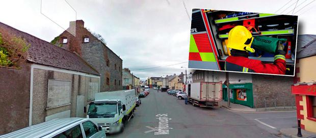 Maryborough Street, Carlow