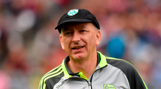 """Peter Twiss insists insists that trying to """"be all things to all people"""" won't solve the situation. Photo: Sportsfile"""
