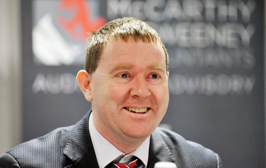 Seamus Coffey has warned EU plans could devastate Ireland's tax base