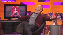 Graham Norton's 'Big Red Chair' is set to get a show of its own