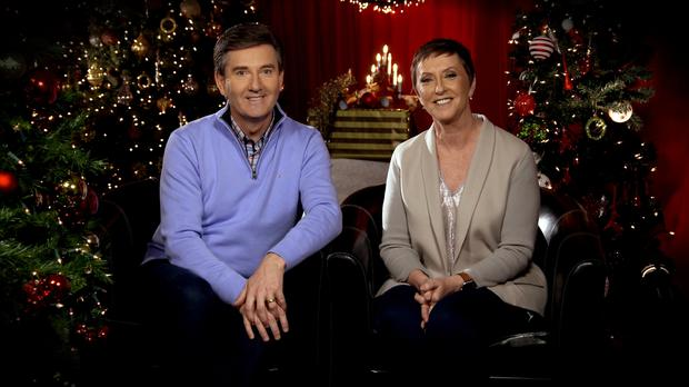 Daniel and Majellas Christmas Message - airs on TV3 at 3pm on Christmas Day.