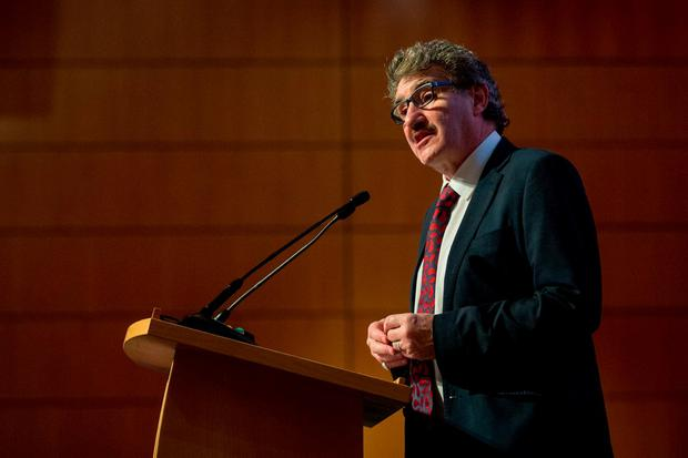Junior Education Minister John Halligan confirmed there would be 'no planned programme of downsizing in the coming years except in line with operational decisions of the current scheme'. Photo: Stuart McNamara