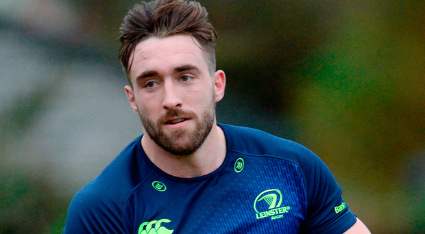 Jack Conan, pictured, and Cian Healy insist Leinster will take nothing for granted what they face Northampton on Saturday Picture: Sportsfile