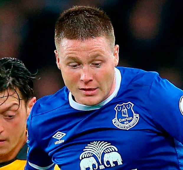 Everton's James McCarthy. Photo: Alex Livesey/Getty Images
