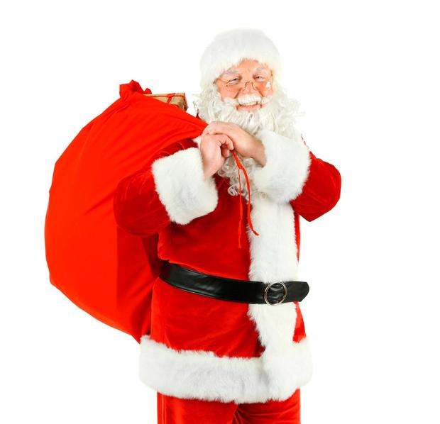 Santa will deliver presents to 700 million children this year