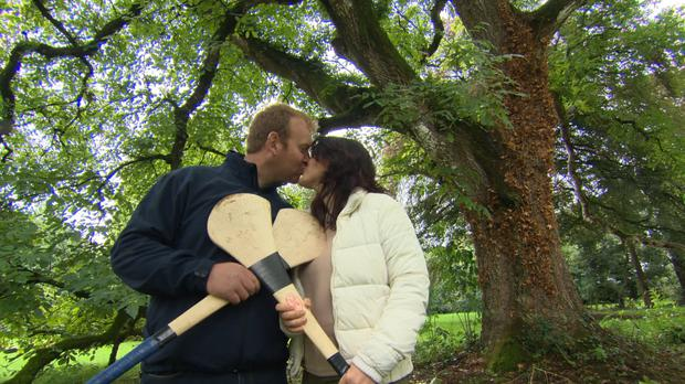 Breda and Paddy have plenty in common... but their vision for the wedding isn't one of them