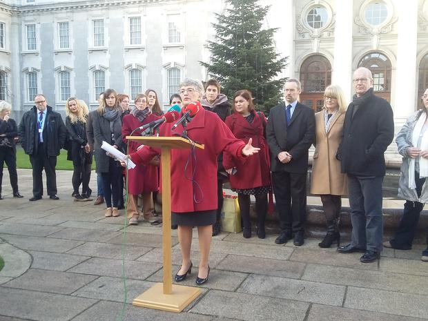 Minister Zappone made the announcement today