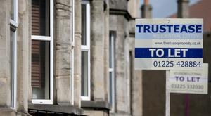 For an area to be designated as a RPZ the average rent registered with the Residential Tenancies Board must be above the national average and rising at a year-on-year rate of 7pc for four out of the last six months. Photo by Matt Cardy/Getty Images