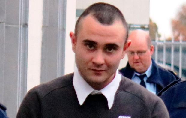 David Casey was sentenced to 42 months in jail for burglary and criminal damage
