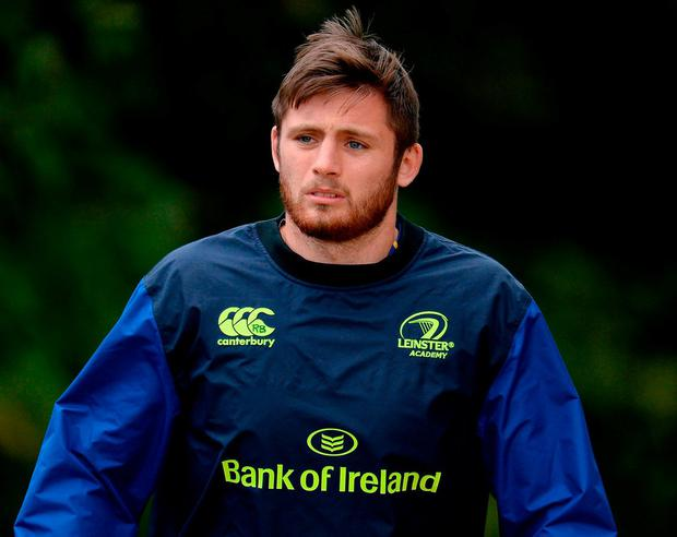 Leinster's Ross Byrne. Photo: Seb Daly/Sportsfile