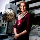 Central Bank deputy governor Sharon Donnery. Photo: David Conachy
