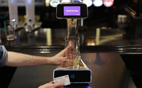 Almost a quarter of us have considered abandoning a drinks purchase because of long queues CREDIT: PA