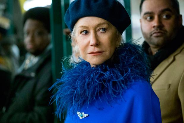 This image released by Warner Bros. Pictures shows Helen Mirren in a scene from