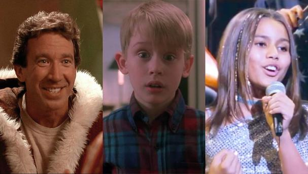 Here's what the characters from your favourite Christmas movies look like now.