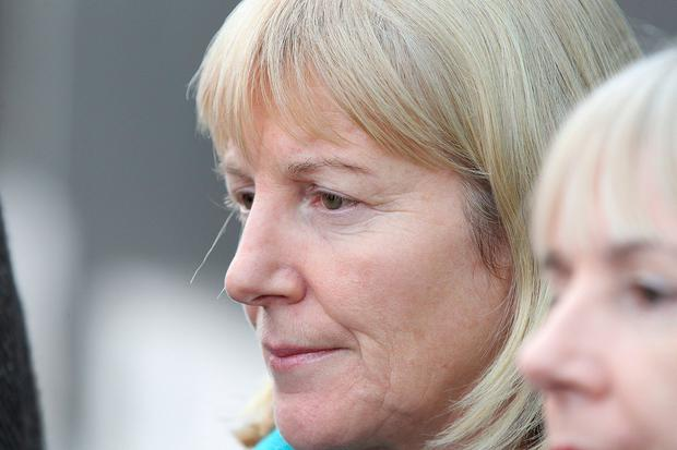 The State's case was that Ms Scully, who has been her daughter's GP all her life, had been grossly negligent when administering the sedative chloral hydrate to her at the family home in Tullamore. Photo: Collins Courts