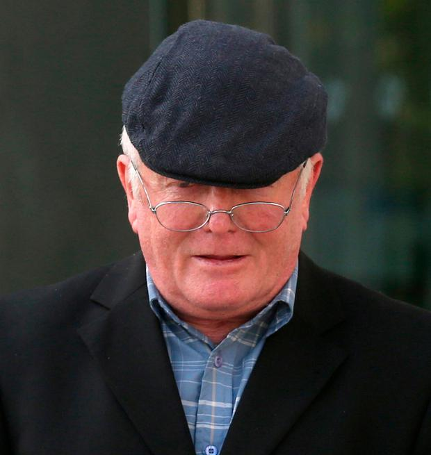 Donal Billings placed a viable device on a bus, threatening the lives of the 31 people on board and causing a judge to brand the act 'outrageous, highly irresponsible and dangerous. Photo: Collins Courts