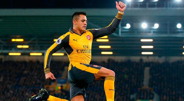 Getting Alexis Sanchez to sign a new contract is hugely important to Arsenal's hopes for success. Photo: Alex Livesey/Getty Images